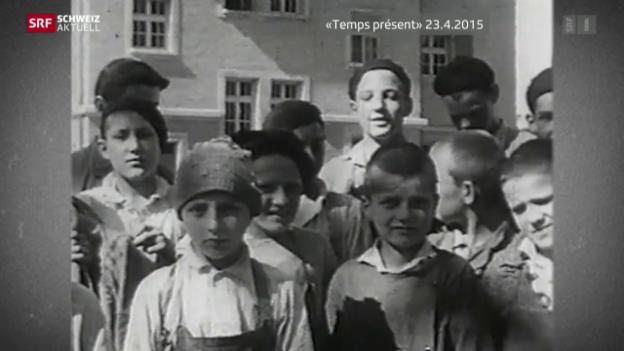 Video «Sexueller Missbrauch bis in die 1950er Jahre» abspielen