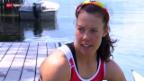 Video «Rudern: Porträt Jeannine Gmelin» abspielen