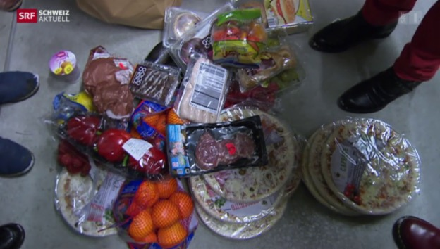 Video «Mülltauchen in Zürich» abspielen