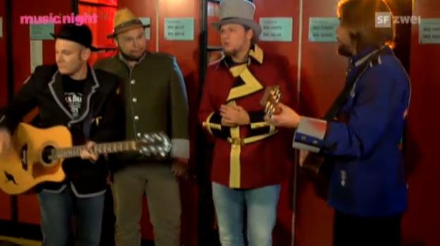 Video «77 Bombay Street: neues Album «Oko Town»» abspielen