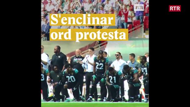 Laschar ir video «Senclinar ord protesta»