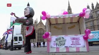 Video «Brexit-Abstimmung verschoben» abspielen