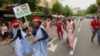 Video «Burundische Folkloregruppe abgetaucht» abspielen