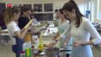 Video «FOKUS: Umgang mit Lebensmitteln will gelernt sein» abspielen