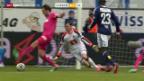 Video «Fussball: Luzern - GC» abspielen