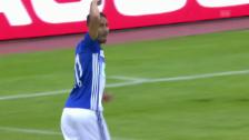 Link öffnet eine Lightbox. Video Samuele Campos Tor gegen St. Gallen abspielen