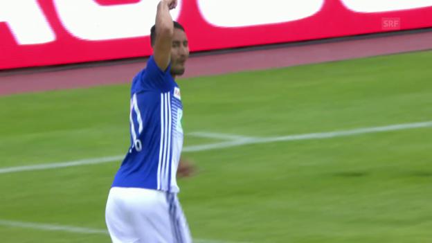 Video «Samuele Campos Tor gegen St. Gallen» abspielen