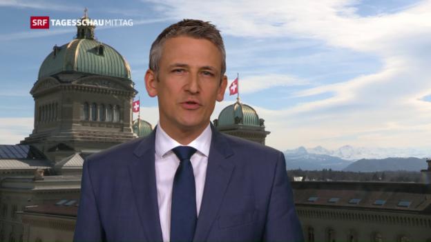Video «Nufer: «Die Piloten wünschen sich Unterstützung der Bodentruppe»» abspielen