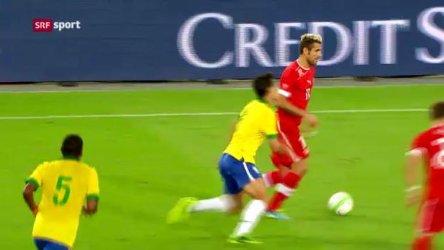 Video «Valon Behrami: Man of the Game («sportaktuell»)» abspielen