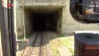 Video «Furka-Eisenbahntunnel wird saniert.» abspielen