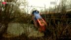 Video «SBB-Unfälle: «Zufällige Häufung»» abspielen