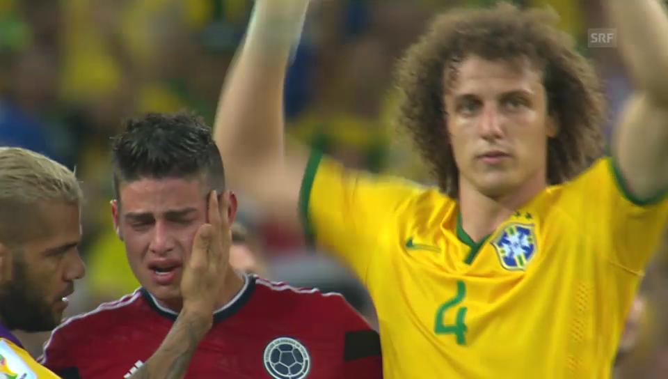 Abschiedstränen: James Rodríguez