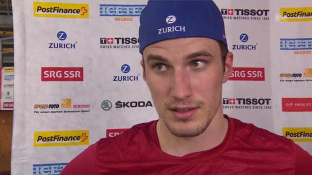 Video «Roman Josi nach dem Tschechien-Test» abspielen