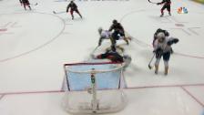 Video «Rookie Arbergs Game-Winner» abspielen