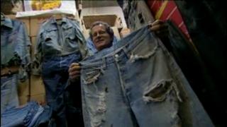 Video «Cultural Phenomena: Jeans (17/29)» abspielen