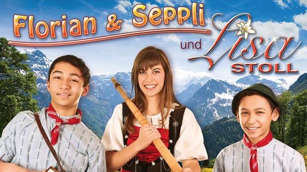 Forian & Seppli und Lisa Stoll: «Freud am Läbe»
