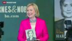 Video «Hillary Clintons Autobiografie als Hinweis für Kandidatur?» abspielen