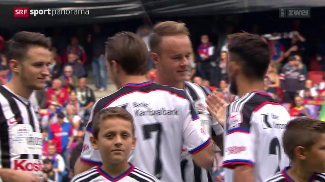 Fussball: Cup, Basel - YF Juventus
