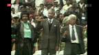 Video «Die Zukunft des African National Congress steht auf wackeligen Füssen» abspielen
