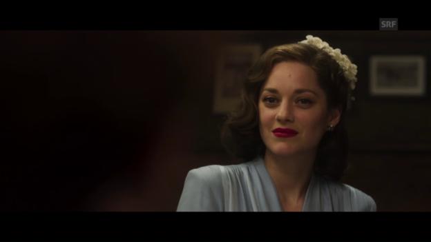 Video «Trailer «Allied» (2016)» abspielen