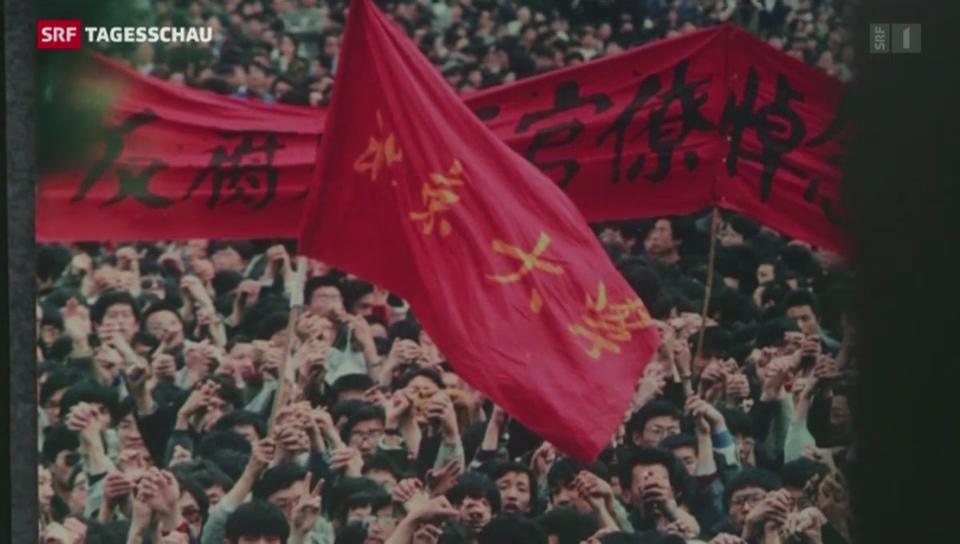 25 Jahre Tian'anmen