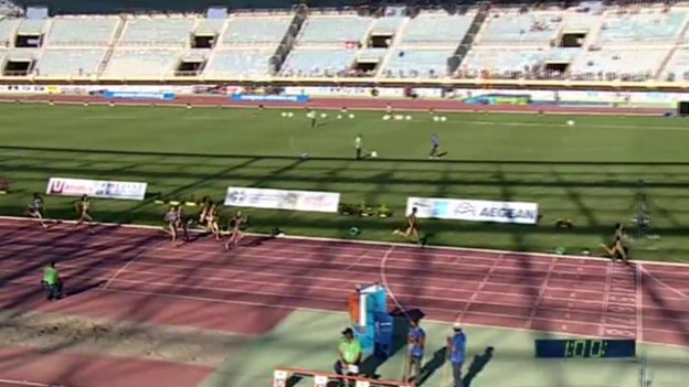 Video «Leichtathletik: Team-EM in Heraklion, Tag 1» abspielen