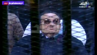 Video «Gericht stellt Mubarak-Prozess ein» abspielen