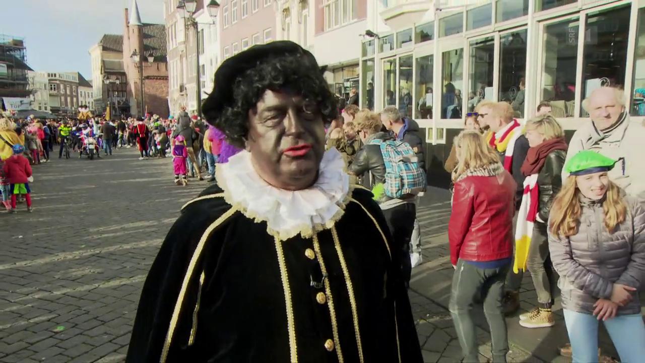 Ist der der «Zwarte Piet» rassistisch?