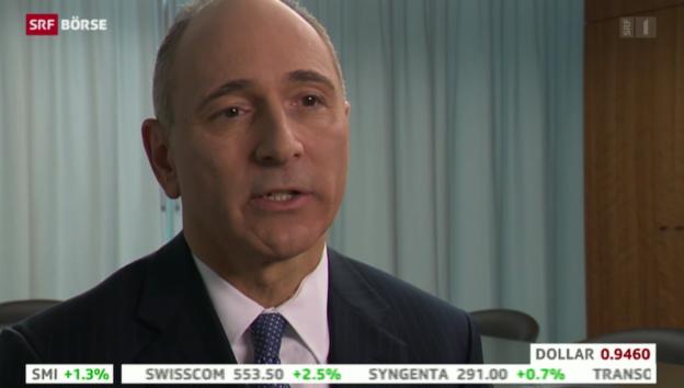 Video «SRF Börse vom 28.10.2014» abspielen