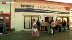 Video «Praxistest für Reisefreiheit in Kuba» abspielen