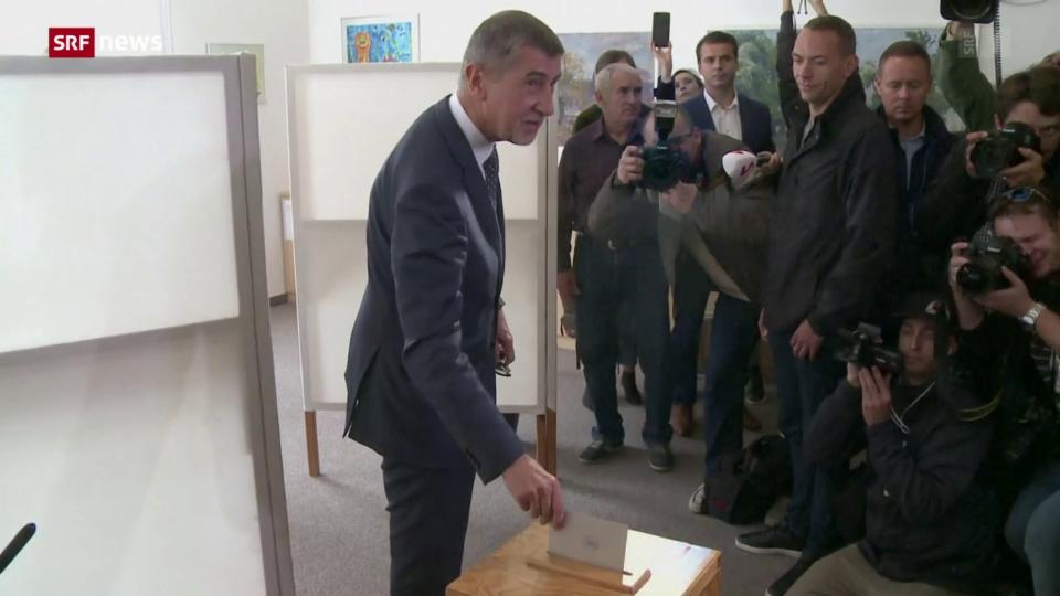 Ministerpräsident Babiš im Visier von Korruptionsermittlern