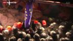 Video «Ukrainische Opposition lehnt Kompromiss ab» abspielen