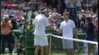 Video «Vor dem Viertelfinal Wawrinka - Del Potro» abspielen