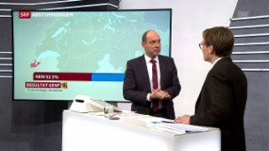 Video «Stadt-Land-Graben am Beispiel von Genf und Wallis» abspielen