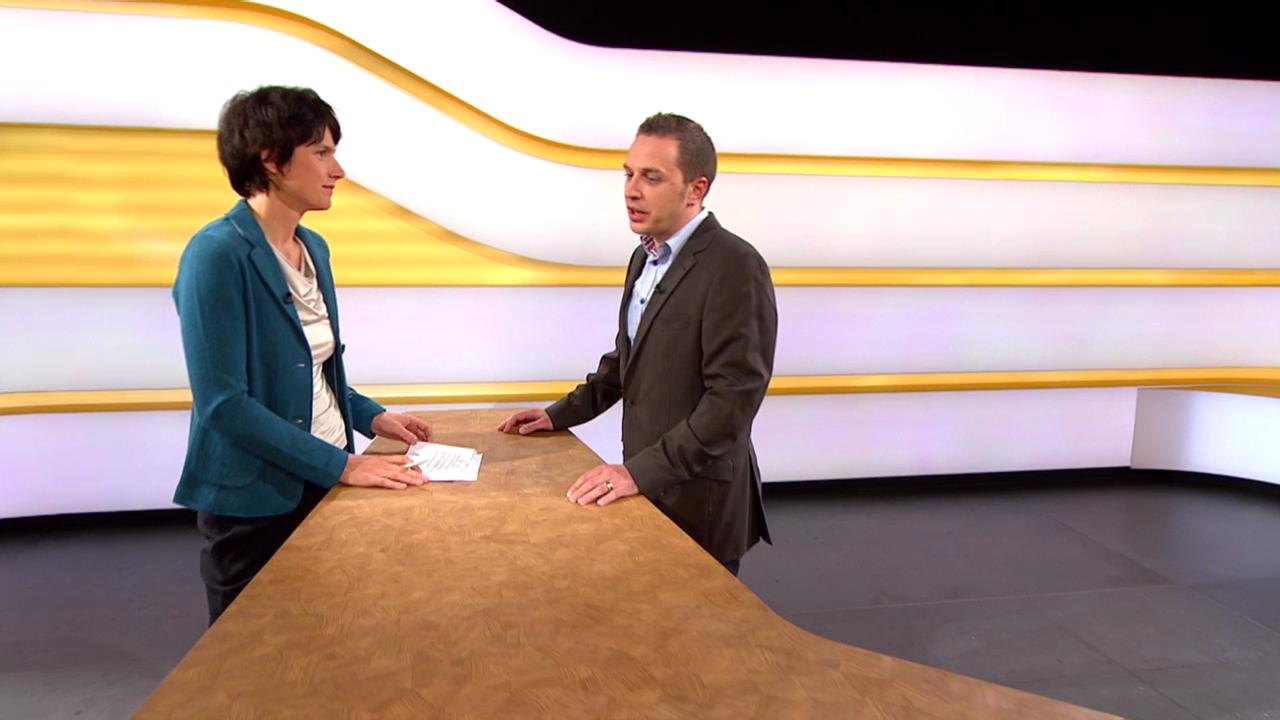 Studiogespräch mit Markus Mahler, Verband des Schweizerischen Versandhandels VSV