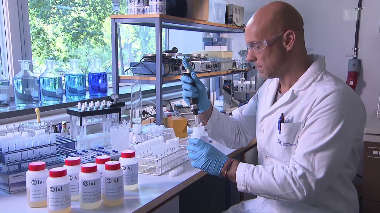 Pestizide in Lebensmitteln – der Selbstversuch