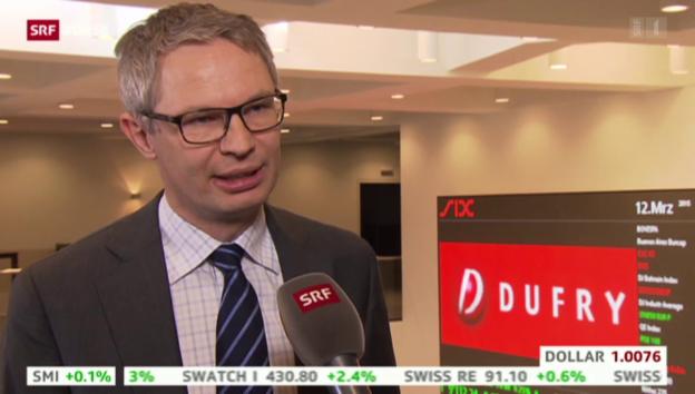 Video «SRF Börse vom 12.03.2015» abspielen