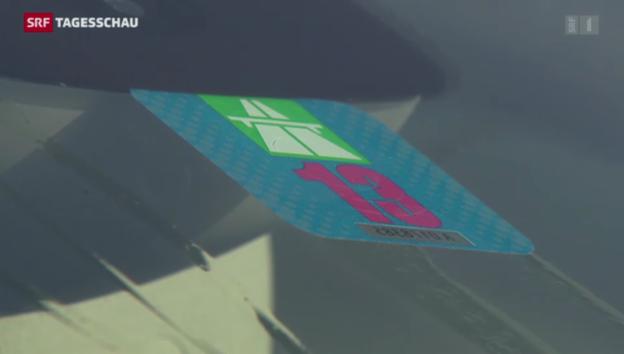 Video «Tagesschau vom 24.11.2013, 19:30» abspielen