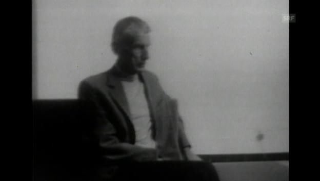 Video «Fototermin anlässlich Nobelpreis (ohne Ton), 29.10.1969» abspielen