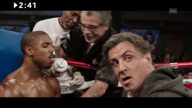 Video «Im Kino: «Creed»» abspielen
