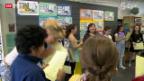 Video «Keine Deutschquote an Primarschulen» abspielen