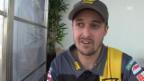 Video «Motorrad: Qualifying zum GP Aragon, Interview mit Tom Lüthi» abspielen