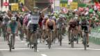 Video «Rad: 3. Etappe Tour de Romandie» abspielen