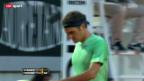 Video «Tennis: Federer-Starace» abspielen