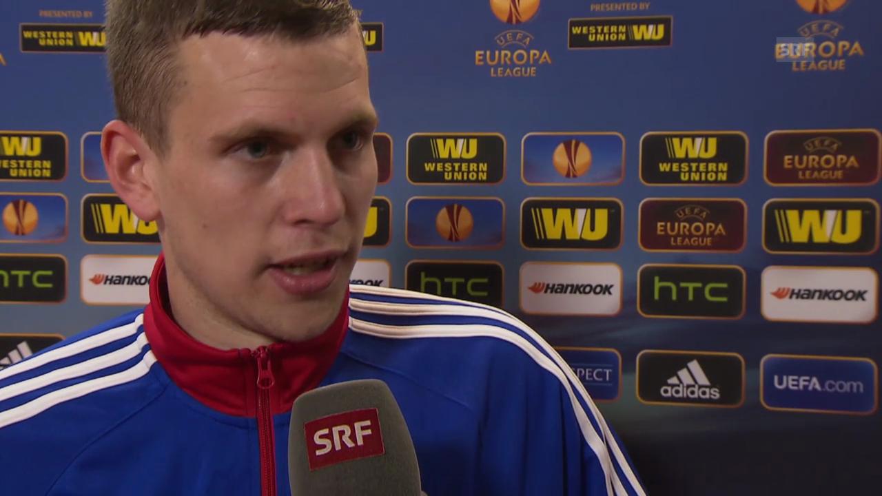 Fabian Frei im Interview