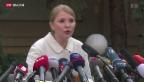 Video «Julija Timoschenko kandidiert» abspielen