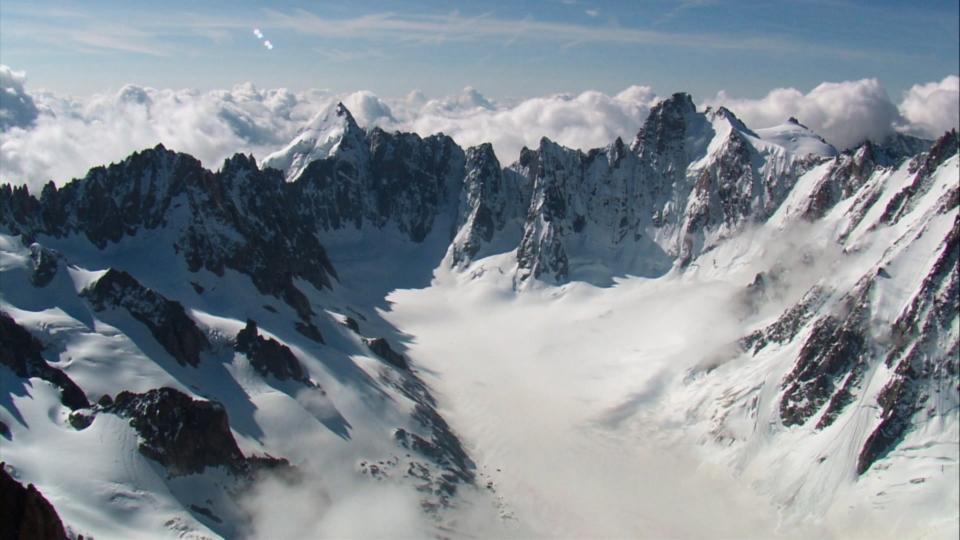 Die Alpen – Eine grosse Geschichte