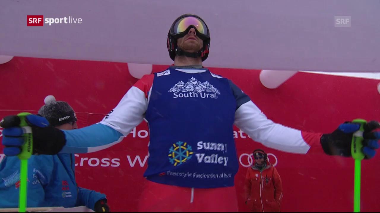 Schweizer Skicrosser enttäuschen