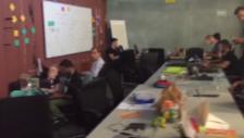 Video «Kickstart Accelerator - Ein Rundgang durch das EWZ-Werk Selnau» abspielen