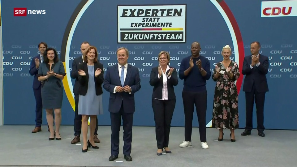 Laschet: Acht Köpfe für den Kanzlerwahl-Endspurt